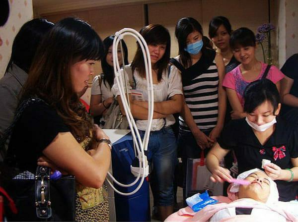 醫美全科時尚彩妝就業創業班